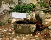 St. Rosalia Grotto and Mineral Spring
